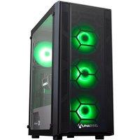 AlphaSync Gaming Desktop PC, AMD Ryzen 5 3600, 16GB RAM, 1TB HDD, 240GB M.2 SSD, NVIDIA GeForce RTX 3060, WiFi, Windows 10 Home