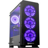 AlphaSync Gaming Desktop PC, Intel Core i5-10400F, 16GB DDR4, 1TB HDD, 480GB SSD, NVIDIA GeForce GTX 1660 Super, WIFI, Windows 10 Home