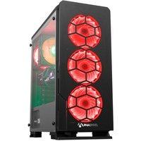 AlphaSync Gaming Desktop PC, Intel Core i5-10600K 4.1GHz, 16GB RAM, 1TB HDD, 240GB M.2 SSD, NVIDIA GeForce 3070 8GB, Windows 10 Home