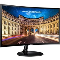 "Image of Samsung C24F390 24"" Full HD Curved LED Monitor"