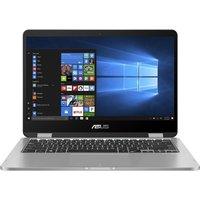ASUS VivoBook Flip 14 Celeron N4020 4GB 64GB eMMC 14andquot; Win10 Pro Touchscreen Laptop