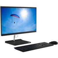 Lenovo V30a All-in-One Desktop PC, Intel Core i5-10210U 1.6GHz, 8GB RAM, 256GB SSD, 23.8andquot; Non-Touch Display, WiFi, Windows 10 Pro