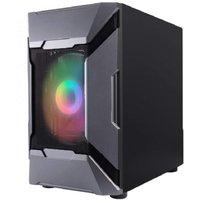 1st Player DK D3-A Black Micro ATX Case with RGB