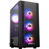 AlphaSync Gaming Desktop PC Intel Core i5-10400F 16GB DDR4 1TB HDD 500GB SSD NVIDIA GeForce GTX 1660 Super WIFI Windows 10 Home