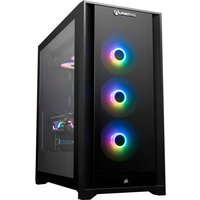 AlphaSync Gaming Desktop PC, AMD Ryzen 9 5900X 3.7GHz, 32GB RAM, 4TB HDD, 1TB SSD, RTX 3080, WiFi, Windows 10 Home