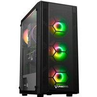 AlphaSync Gaming Desktop PC AMD Ryzen 7 3700X 16GB RAM 500GB SSD 1TB HDD Asus RTX 3060 Windows 10 Home