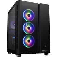 AlphaSync Gaming Desktop PC AMD Ryzen 9 5950X 64GB RAM 1TB SSD 4TB HDD RTX 3090 WiFi Windows 10 Home