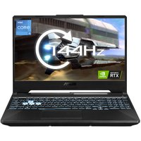 ASUS TUF Gaming F15 Core i5 8GB 512GB SSD RTX 3050 15.6andquot; FHD Win10 Home Gaming Laptop