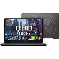 ASUS ROG Zephyrus G14 Ryzen 9 32GB 1TB SSD RTX 3060 14andquot; QHD Win10 Home Gaming Laptop