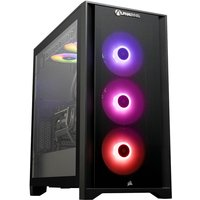 AlphaSync Gaming Desktop PC, Intel Core i7 10700K 3.8GHz, 16GB RAM, 2TB HDD, 500GB SSD, RTX 3070Ti, WiFi, Windows 10 Home
