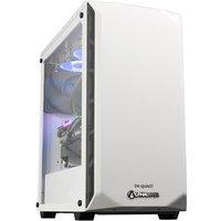 AlphaSync Gaming Desktop PC, AMD Ryzen 5 5600X 3.7GHz, 32GB RAM, 2TB HDD, 500GB SSD M.2, NVIDIA GeForce RTX 3070, WIFI 6, Windows 10 Home