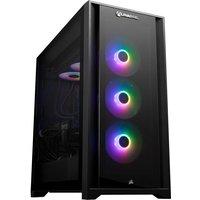AlphaSync iCUE STRIX Gaming Desktop PC AMD Ryzen 9 5900X 32GB RAM 4TB HDD 1TB SSD RX 6900 XT WiFi Windows 10 Home