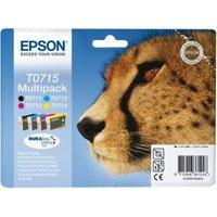 Image of Epson T0715 Multi Ink Cartridge Pack