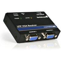 Startech VGA over Cat 5 UTP Video Extender Receiver - For ST1214T - Upto 150m