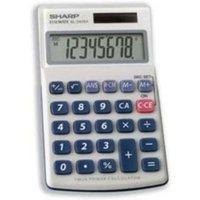 Sharp 8 Digit Hand Held Calculator