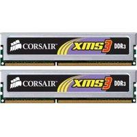 Corsair 4GB (2x2GB) DDR3 1333MHz XMS3 Memory Kit  CL9 unbuffered
