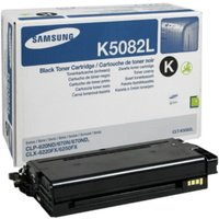Samsung CLT-K5082L Black Toner Cartridge - 5,000 Pages