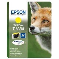 Image of Epson T1284 Yellow Ink Cartridge