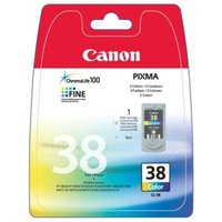Canon CL 38 Colour Ink Cartridge- Blister