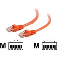 C2G, Cat5e 350MHz Snagless Patch Cable Orange, 7m