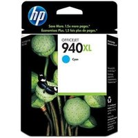 HP 940XL Cyan Ink Cartridge - C4907AE