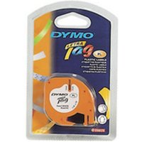DYMO LETRATAG PPR TAPE 12MMX4M PEARL WHT