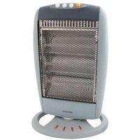 Warmlite WL42005 1200w Halogen Heater