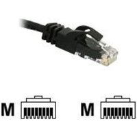 C2G, Cat6 550MHz Snagless Patch Cable Black, 10m