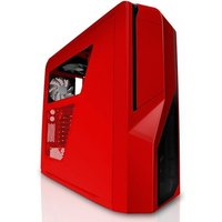 NZXT Phantom 410 Red Case