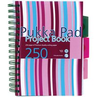 Pukka Pads PROBA5 A5 Project Book - 3 Pack