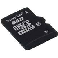 Kingston 8GB Class 4 MicroSDHC Card