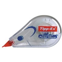 Tippex Mini Pocket Mouse 89209 - 10 Pack