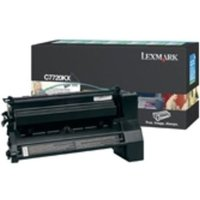 RETURN PROG. TONER CARTRIDGE BK - 15K PGS F/ C772 BLACK