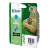 Epson T0342 17ml Pigmented Cyan Ink Cartridge 440 Pages