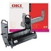 Image of Oki C8600/C8800 Black Image Drum 43449016