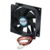 StarTech.com 80x25mm Ball Bearing Quiet Case Fan w/ TX3 Connector
