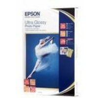 Epson Ultra Glossy Photo Paper 100 x 150 mm 300gsm 50 Sheets