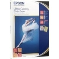 Epson Ultra Glossy Photo Paper - Glossy photo paper - 100 x 150 mm - 20 sheet(s)