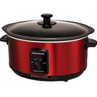 Morphy Richards 48702 3.5Ltr Red Sear & Stew