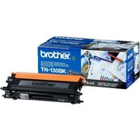 *Brother TN130BK Black Toner Cartridge