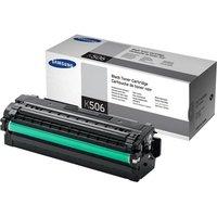 SamsungCLT-K506L Black OriginalToner Cartridge - High Yield6000 Pages - SU171A