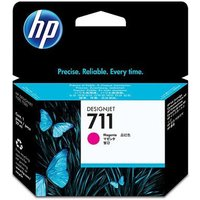 HP 711 Magenta OriginalInk Cartridge - Standard Yield 29ml - CZ131A sale image