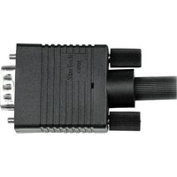 0.5m Coax High Resolution Monitor VGA Video Cable - HD15 M/M