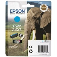 *Epson 24XL Cyan Ink Cartridge- Blister