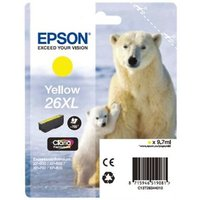 Image of Epson Yellow 26xl Claria Ink