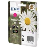 Epson 18 Daisy Magenta Ink Cartridge