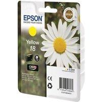 Image of Epson Daisy T1804 Yellow Ink Cartridge