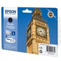 *Epson T7031 Series Ink Cartridge L Black