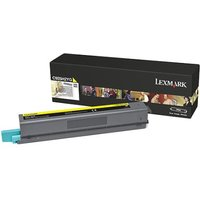 Lexmark C925H2YG  Yellow Toner cartridge
