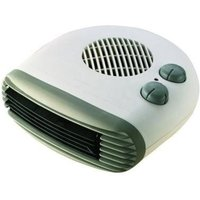 Warmlite WL44004 2000W Flat Fan Heater